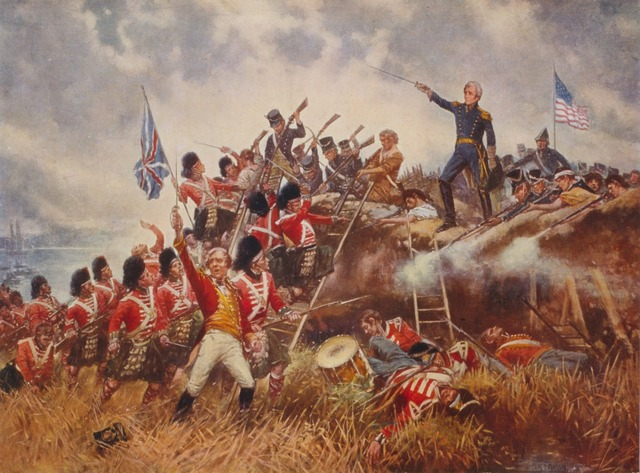 The War of 1812 Ends with the Treaty of Ghent (Eastern Canada)