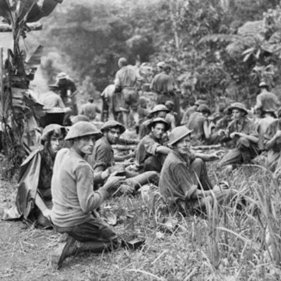 The Kokoda Trail Campaign timeline