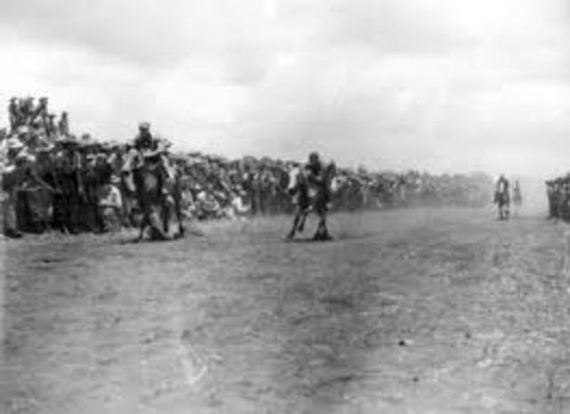 The Japanese landed near Gona