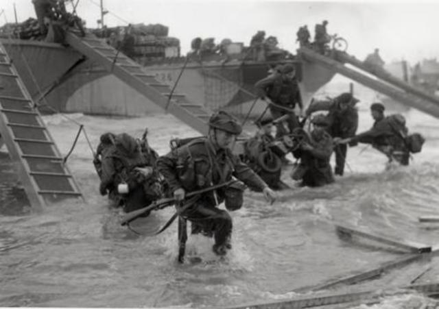 D- Day Allied Invasion of France