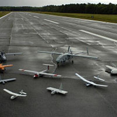 Advancement Of UAV's timeline