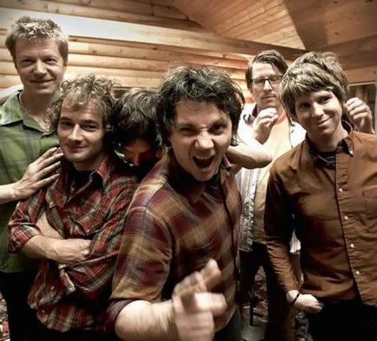 Morning Mayo Featured Artist Week: WILCO