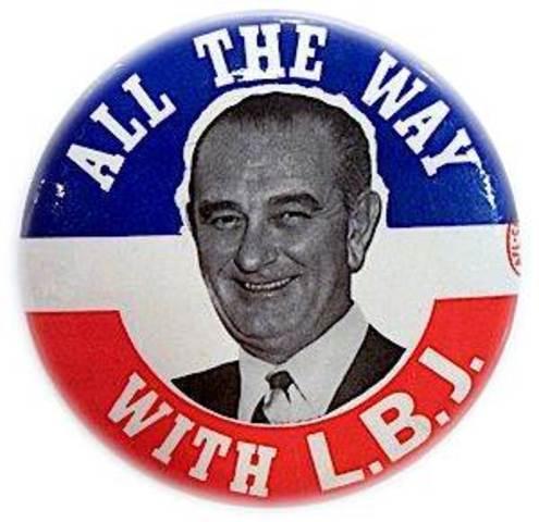 LBJ is Re-elected!
