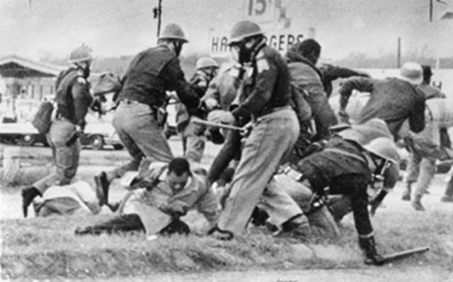 A March in Selma (VUS.14b)