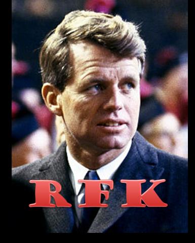 Bobby Kennedy for President!