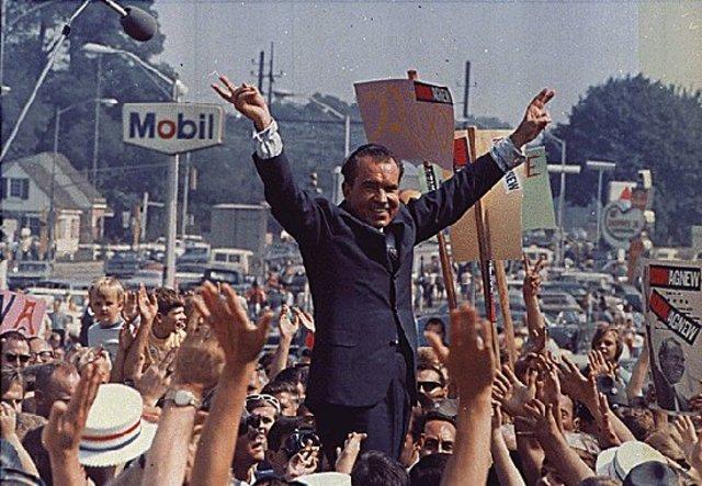 Richard Nixon Wins!