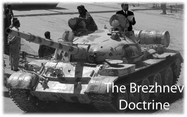 The Brezhnev Doctrine (VUS.13b)