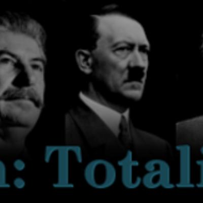 Great Men: Totalitarianism timeline