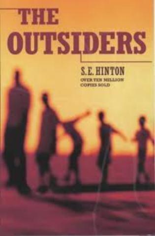 The Outsiders - S.E Hinton