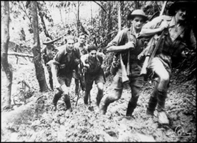 25th Brigade attacked