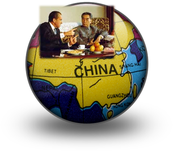Nixon Visits China (VUS.13b)