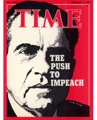 Preparing for impeachment (VUS.13b)