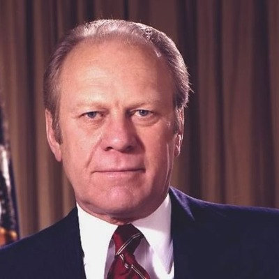 """(VUS.13,15) Gerald Ford - """"I am a Ford, not a Lincoln"""" timeline"""