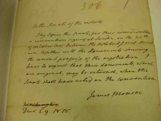 Anglo-American Convention of 1818 is Signed (British Columbia)