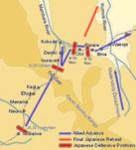 Japanese attack began