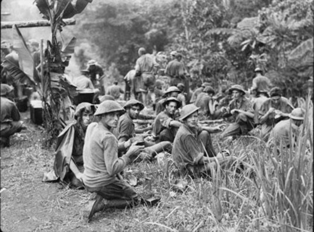 The Battle of Ioribaiwa
