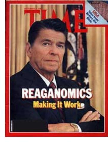 Reaganomics Begins (VUS.15d)