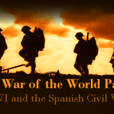 War of the World Part I: WWI and the Spanish Civil War timeline