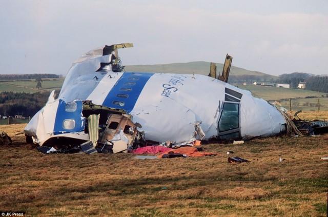 Pan Am Flight 103 (VUS.15f)