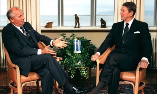Gorbachev visits D.C. (VUS.13d)