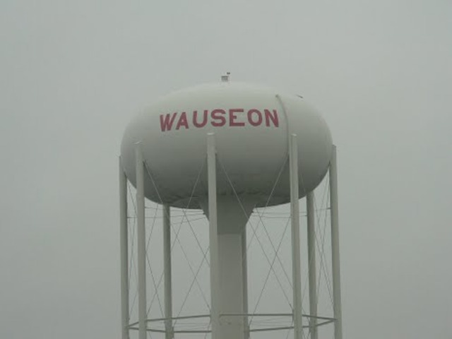 First Job in Wauseon, Ohio