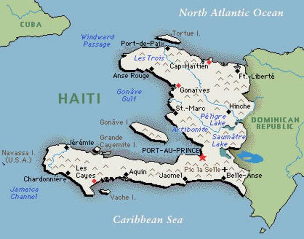 Mision Especial para el Fortalecimiento de la Democracia en Haití (2002–2006)