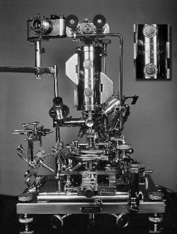 Ultramicroscope.