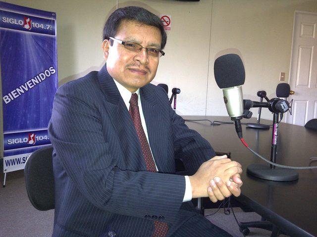 Programa frente al poder de la Radio Siglo 104.7