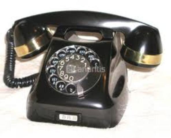 Teléfono residencial