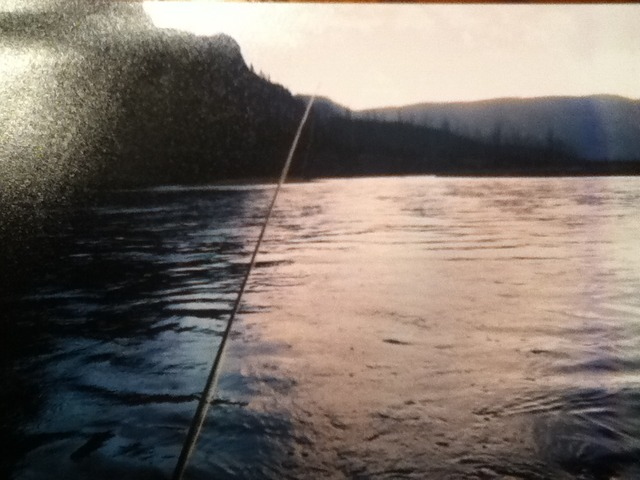Day 5: Visited West Yellowstone and Fished the Madison River