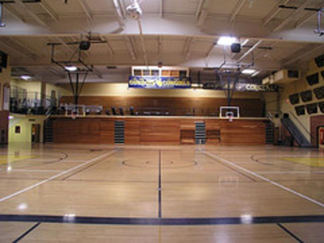 First College Gymnasium in US