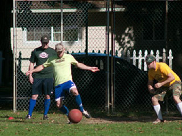 Invention of Kickball