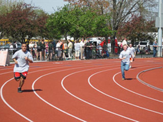 Special Olympics begins