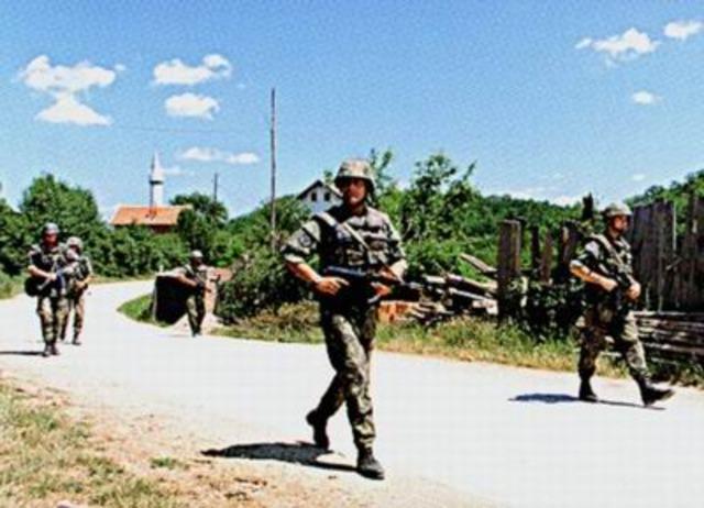 Civil Unrest in the former Yugoslavia (VUS.13e)