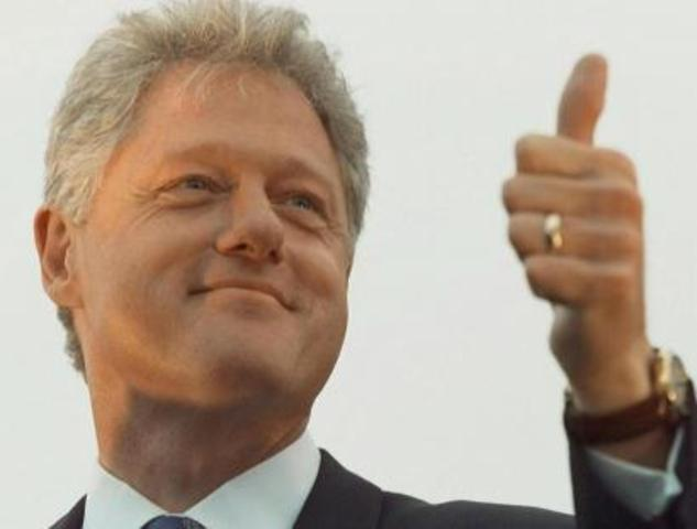 Clinton Re-Elected
