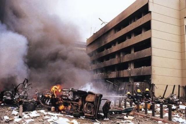 Terrorist Attacks! (VUS.13e, 15f)