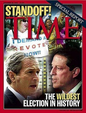 Election 2000 – Who Won?