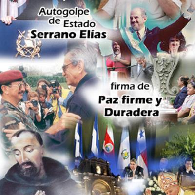 Hechos históricos de Guatemala  timeline