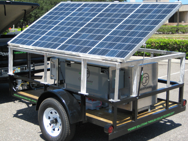 First Solar Energy Generator invented by Kenichi Horie