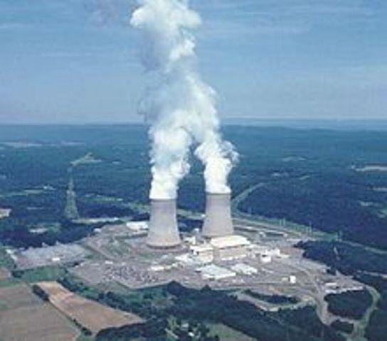 Nuclear Energy is created by Hahn and Staussman.