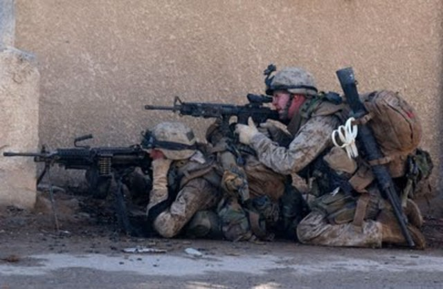 Violence continued in Iraq (VSU.13e)