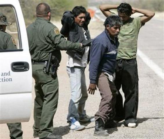 The Illegal Immigration Problem (VUS.15b)