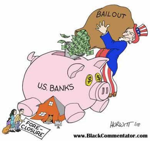 Too Big to Fail – the Bailouts begin! (VUS.15e)