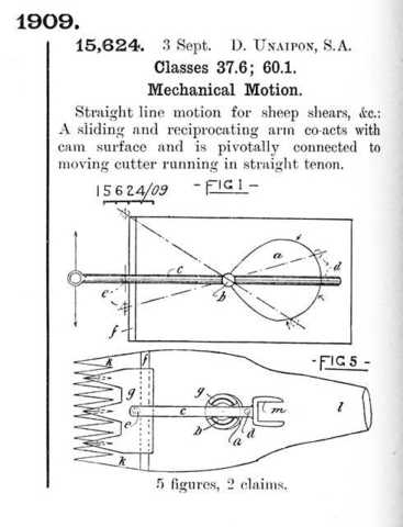 Patented Shearing Handpiece