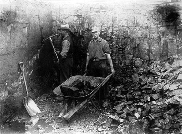 First Coal Mine in the West (British Columbia)