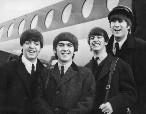 The Beatles Take New York
