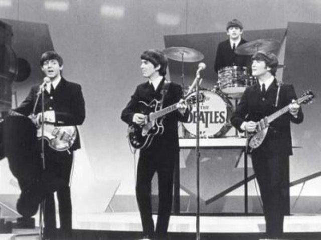 The Beatles & Ed Sullivan