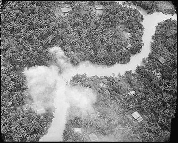 Vietnam Bombed