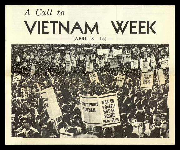 Vietnam Week Starts