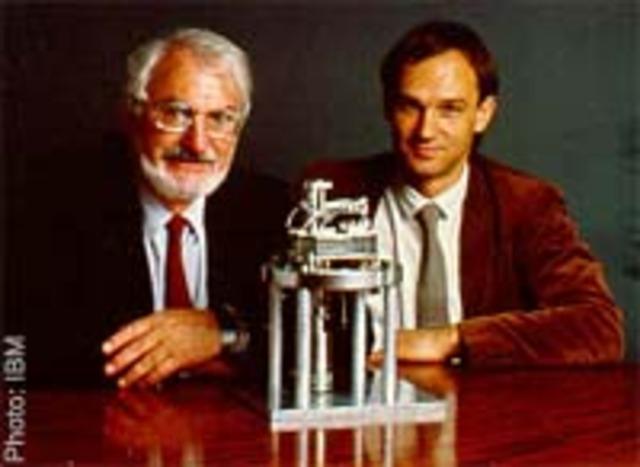 Scientists in Switzerland
